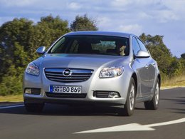 La nouvelle Opel Insignia ecoFLEX ? 129 g CO2/km