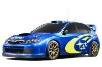 Subaru Impreza WRC Concept pour Francfort !