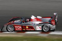 LMS 2009: 2 Audi R10 privées!