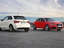 Audi augmente la cadence : les A1 et A8 plébiscitées
