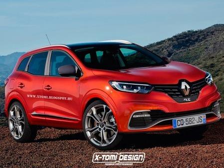 Renault : les Kadjar et Captur RS à l'étude