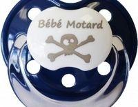bebemotard.com : Un site de fringues pour les bébés de motards