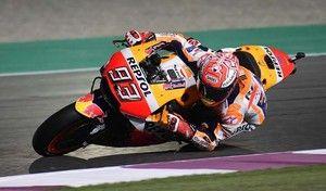 MotoGP - Qatar J.2: Márquez craint plus Dovizioso que Zarco