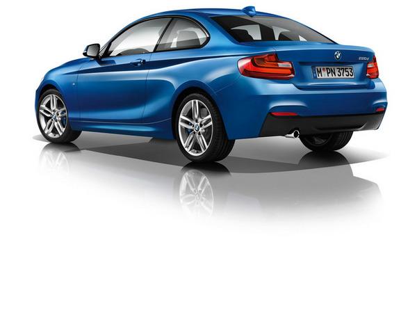BMW Série 2: les tarifs sont connus