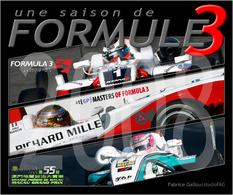 """Livre : """"Une saison de Formule 3 2008"""" par Fabrice Gallou"""