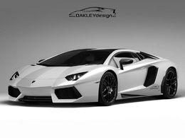 Lamborghini Aventador LP760-2 par Oakley Design : une propulsion de 760 ch