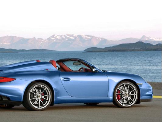 Une Porsche 911 Speedster dans quelques mois!