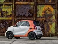 La Smart ForTwo débarque aux US
