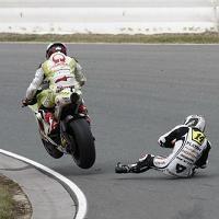 Moto GP - Honda: Des nouvelles de Randy De Puniet