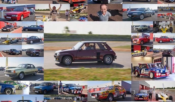 Renault: les années turbo (reportage vidéo)