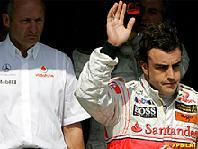 Formule 1: Alonso et Dennis: Une communauté d'intêret.