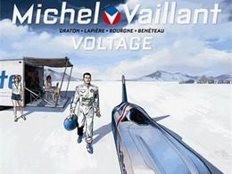 Le nouveau Michel Vaillant est sorti. Venturi de la partie!