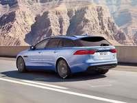 Jaguar XF Sportbrake : comme ça ?