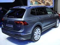 Volkswagen Tiguan Allspace : XXL - Vidéo en direct du Salon de Genève 2017