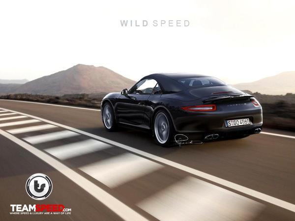Future Porsche 911 Cabriolet : pourquoi pas comme ça ?