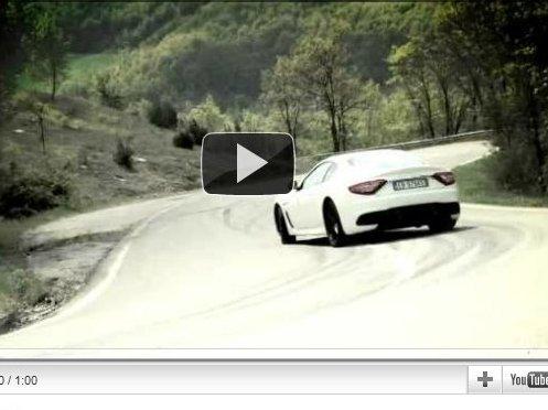 [vidéo] Le brame de la Maserati GranTurismo MC Stradale en chaleur
