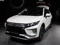 Mitsubishi Eclipse Cross : audacieux - En direct du Salon de Genève 2017