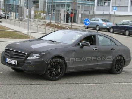 Prochaine Mercedes CLS : ses motorisations en détail