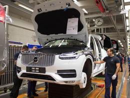 Volvo prévoit d'ouvrir une usine aux Etats-Unis