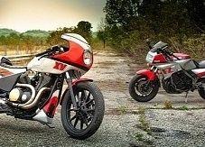 Concept - Yamaha: quand la XV ressuscite la FZ