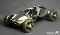 [Design] C-Bionic Concept: un arbre génétiquement modifié pour châssis!