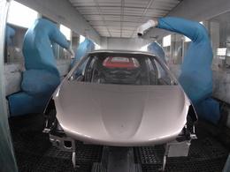 En France, PSA Peugeot Citroën mise sur son usine de Sochaux
