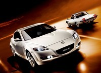 Mazda RX-8 Rotary Engine 40th Anniversary Limited Edition