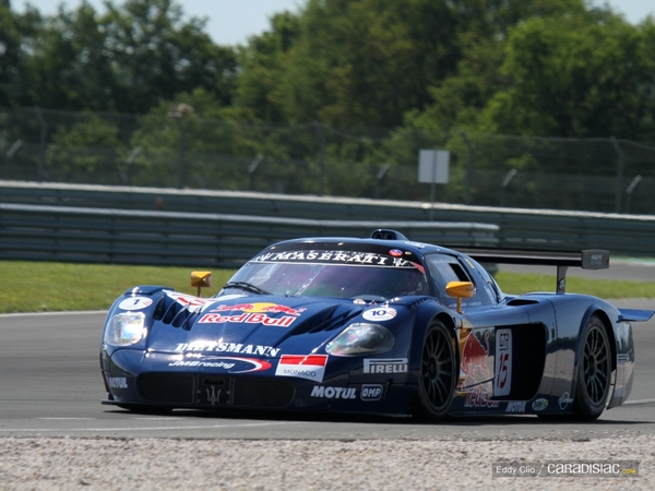 Photos du jour : Maserati MC12 Corsa (Sport et Collection)