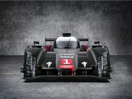 L'Audi R18 e-tron 2014 entre en piste!