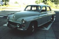 Une ancienne voiture de Jean Paul II vendue aux enchères