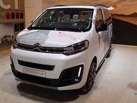 Citroën SpaceTourer 4x4 Ë : le montagnard - En direct du Salon de Genève 2017