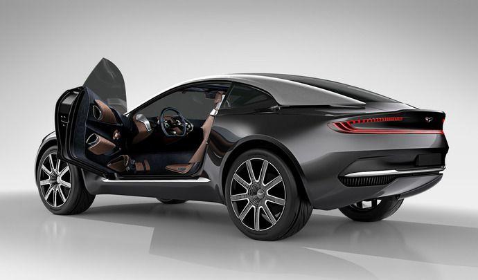 Le SUV Aston Martin pourrait s'appeler Varekai