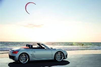 VW BlueSport Concept : réalité seulement si Audi et Porsche en veulent !