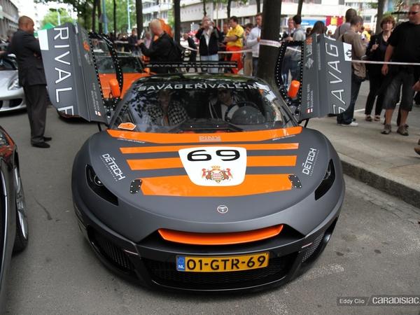 Photos du jour : Savage Rivale GTR (Parade des Pilotes du Mans)