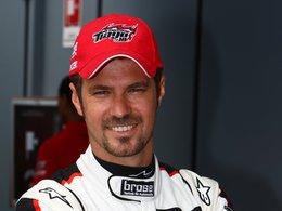 Tiago Monteiro avec le OAK Racing aux 24 Heures du Mans