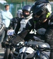 Hommage à Antoine sur le circuit Carole le dernier week end de septembre.