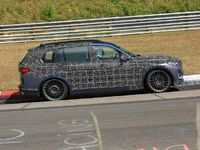Alpina travaille sur un BMW X7 sportif