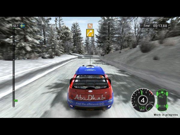 WRC enfin une date de sortie sur PS3 Xbox 360 et PC