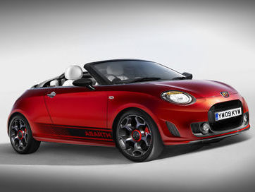 Roadster Abarth : comme ça ?
