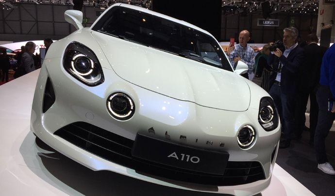 Tout savoir de l'Alpine A110 (présentation vidéo)