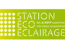 Métro parisien : la station Censier Daubenton teste l'éclairage très basse consommation