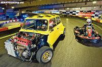 Une Mini avec Vtec et turbo sous le capot !