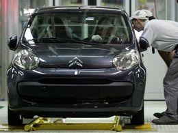 Marché automobile européen : l'objectif annuel revu à la baisse