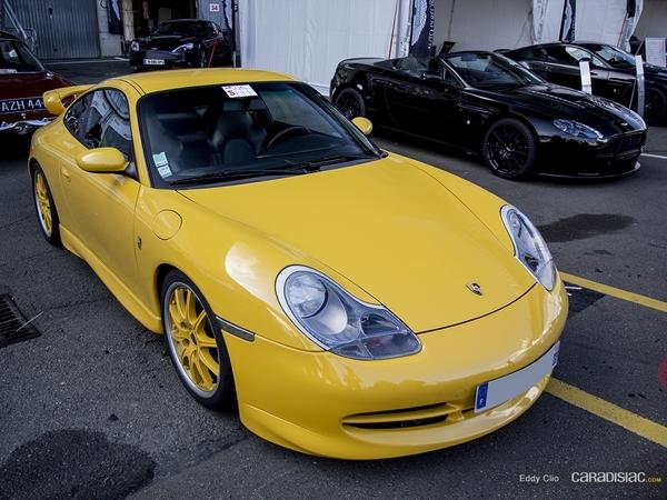 Photos du jour : Porsche 911 996 GT3 (Exclusive Drive)