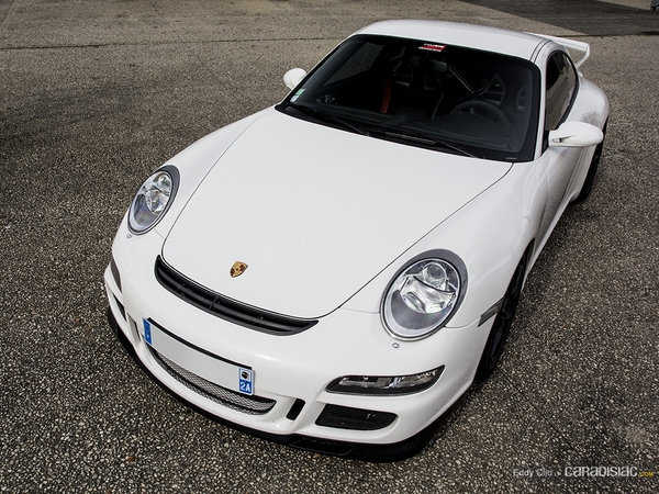 Photos du jour : Porsche 911 997 GT3 (Exclusive Drive)