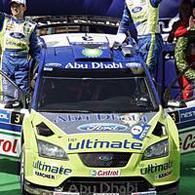 WRC: Abu Dhabi veut son rallye