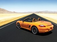 Porsche Boxster/S Limited Edition : GT3 RS style