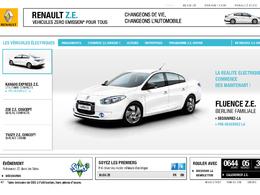 Renault Kangoo Express et Fluence électriques : 2 500 pré-réservations enregistrées
