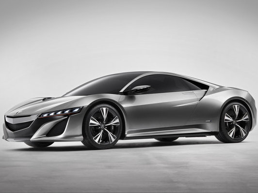 Future Honda NSX: une propulsion traditionnelle