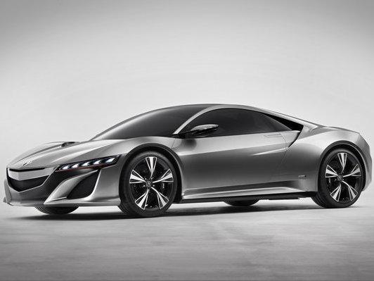 Future Honda NSX: une propulsion traditionnelle
